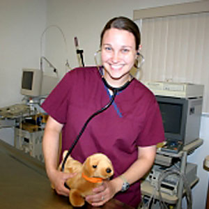 Previous Veterinary Staff - Morgen