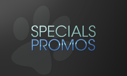 Specials and Discounts from Animal Health Vet Clinic